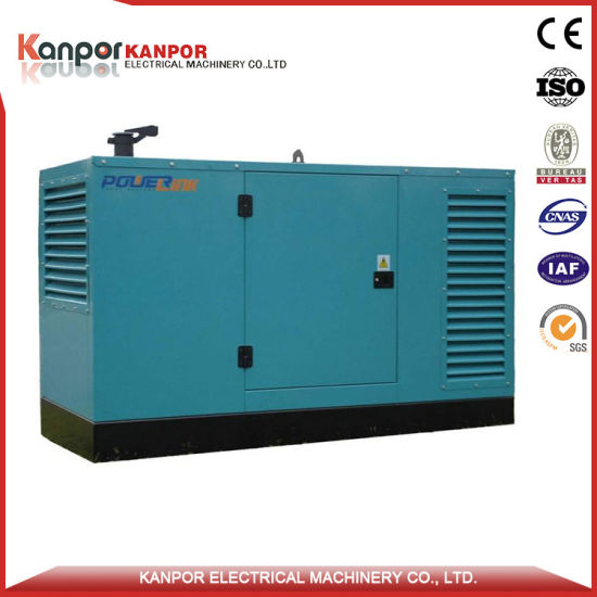 China Yanmar 48kw 60kVA (52 8kw 66kVA) Diesel Generator with