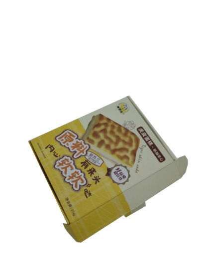Cake Packaging Box Cake Box Cardboard with Nice Design Direct Factory Price pictures & photos