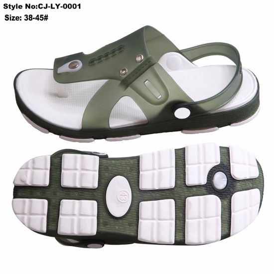 8330131284c3 China Current Hot Sale New Men Sandals with Eco-Friendly TPE Upper ...