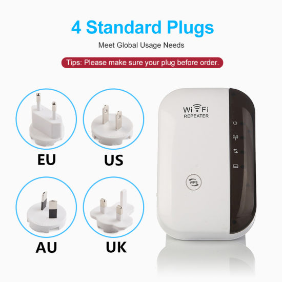 Original Wireless Wifi Repeater 300mbps Network Wifi Extender Long Range Signal Amplifier China Amplifier And Booster Price Made In China Com
