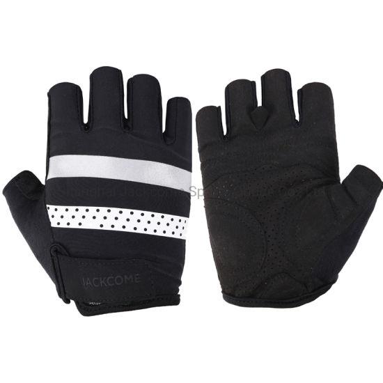 Custom Made MTB Goves Mountain Bike Gloves Fingerless Half Finger Cycling Gloves