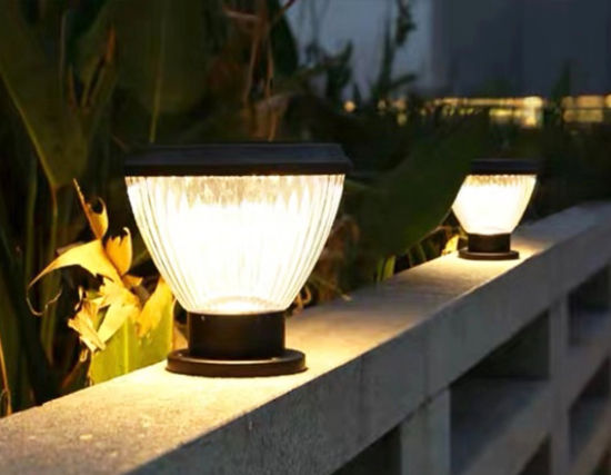 China Battery Powered Solar Led Garden, Outdoor Garden Lights Battery Operated