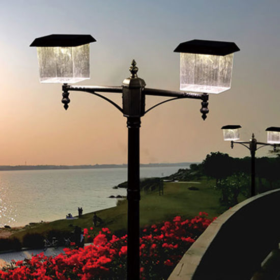 Outdoor Top Quality Solar LED Landscape Road/Street/Garden Lighting