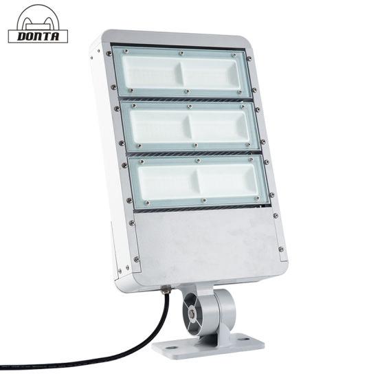Anti-Glare Outdoor Lamp Modular LED Flood Light Fixtures 150W 150lm/W
