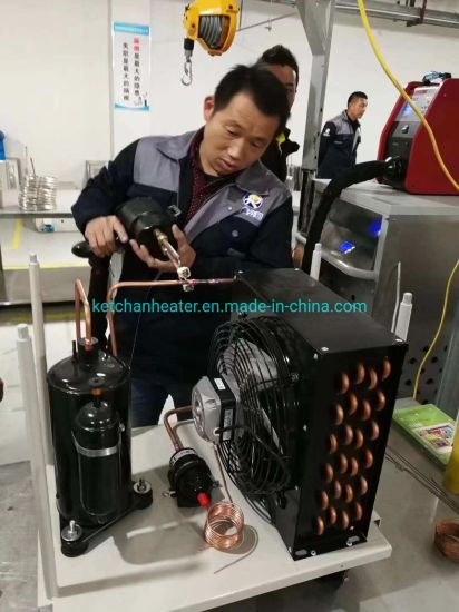 Portable Induction Welding Machine for Special Air Conditioner Brazing Welding