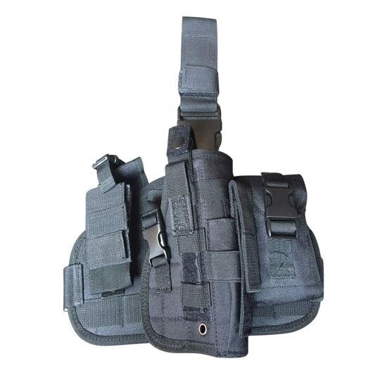 China Tactical Huntin Gun Rifle Cases Combat Military Leg Holster Bag