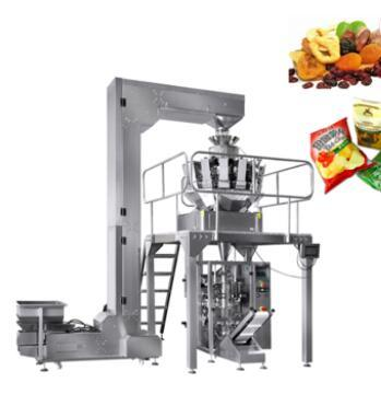 High Level Automatic Snack Packing Machine Multi-Function Packaging Machine