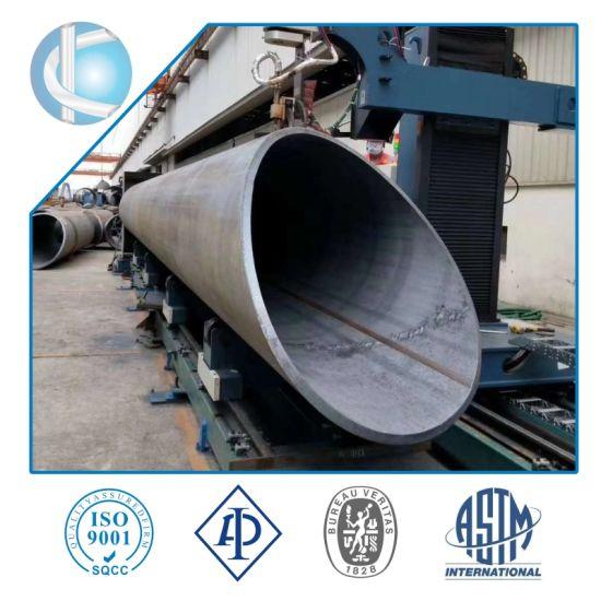 API 5L X56 LSAW Pipe Oil Service Pipeline