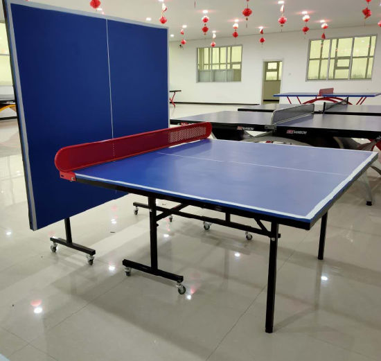 Waterproof Folding Tournament Pingpong Table Outdoor Table Tennis Table