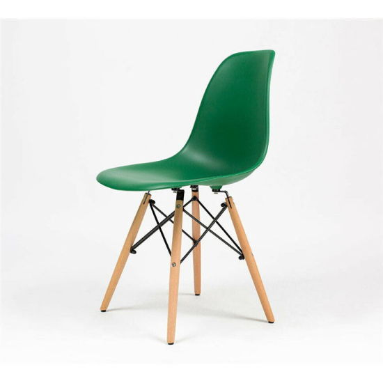 Cheap Sale Wholesale Market Home Furniture PP Plastic Dining Chair Made in China