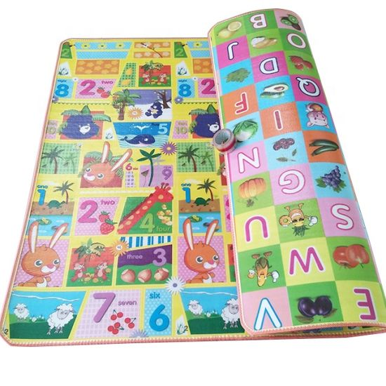 Multifunctional Waterproof Non-Toxic Eco-Friendly EPE Play Mat
