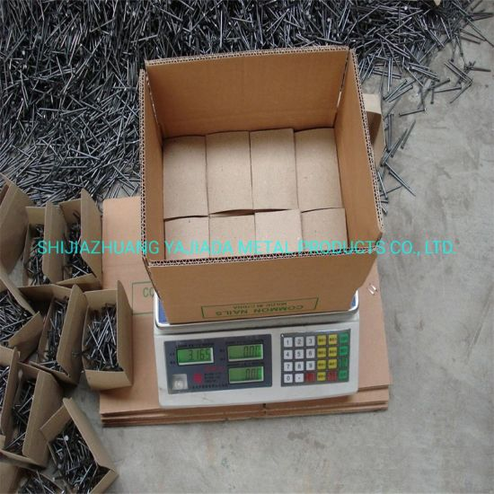 Common Wire Nails with Small Boxes Factory Price