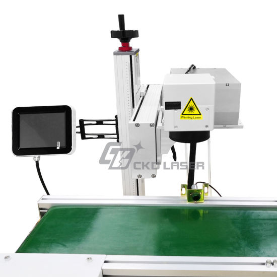 Special Material Online Marking UV Laser Jet Machine with High Precision