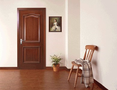 Wholesale High Quality Cheap MDF Solid Wood Interior Door