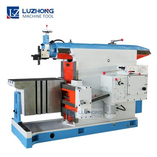 Planner Horizontal Mechanical Metal Shaping Shaper Machine (BC6085)
