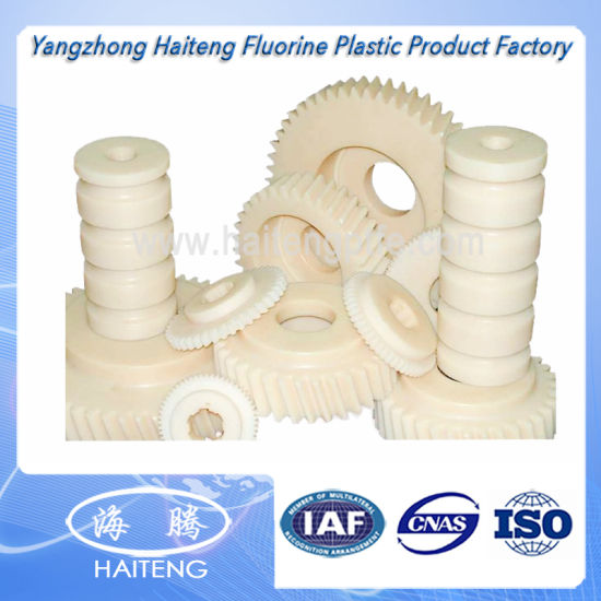 High Quality Power Transmission Parts of Nylon Spur Gear pictures & photos