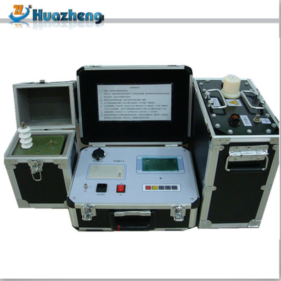 China Manufacturer Ce Certificate Hzdp Cable Vlf AC Hipot Tester pictures & photos