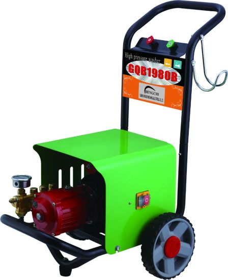 Household High Pressure Washer Copper Electric Car Cleaning Machine with Ce