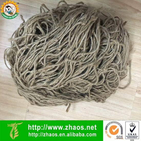 100% Natural Biodegradable Plant Support Jute Net