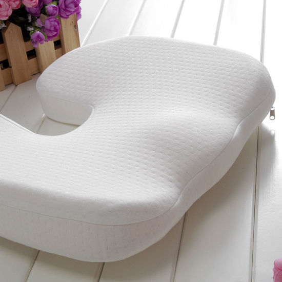 Comfort Quality Bamboo Fiber Memory Foam Seat Cushion pictures & photos