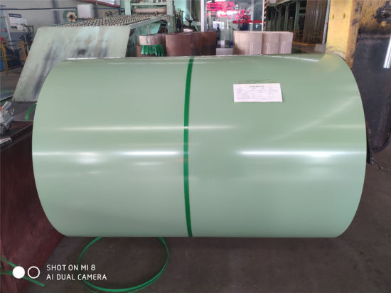 High Quality Pre-Painted Coated Steel Coil