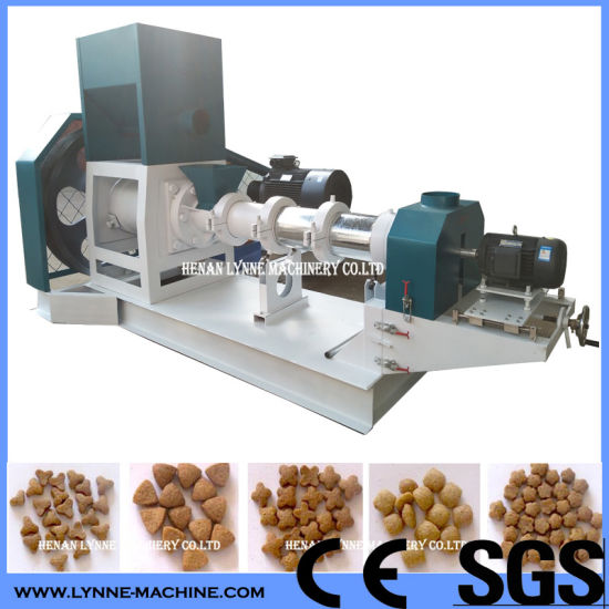 China Supplier Floating Fish Feed Pelletizer Equipment Best Price for Sale