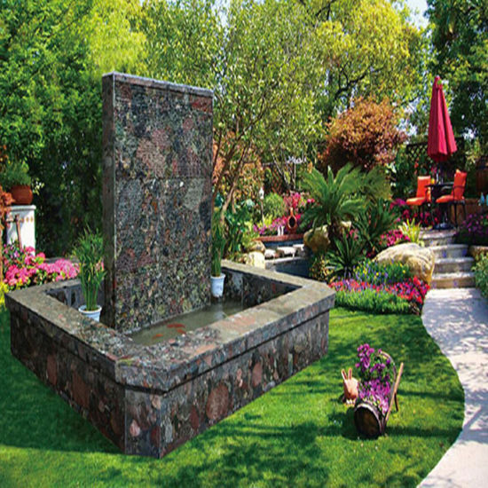 Garden Decoration Granite Stone Products pictures & photos