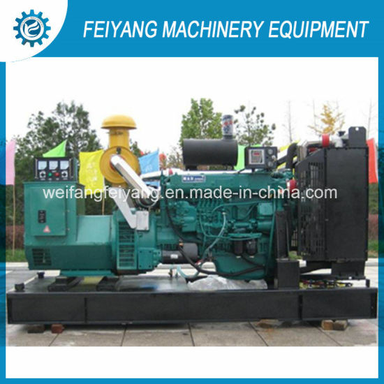 80kw/100kVA Diesel Generator with Cummins Engine