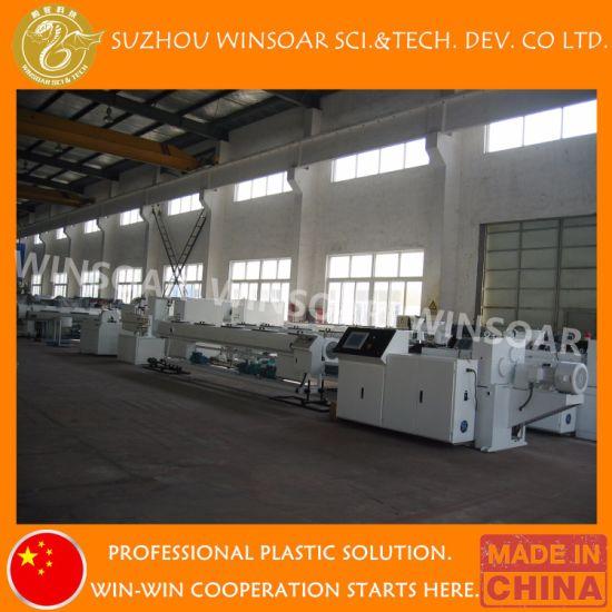 UPVC Tube Extrusion Production Machine
