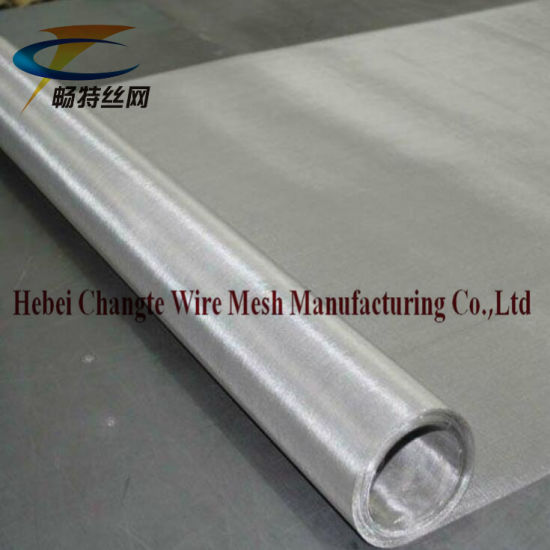 304 and 316 Stainless Steel Screen Mesh