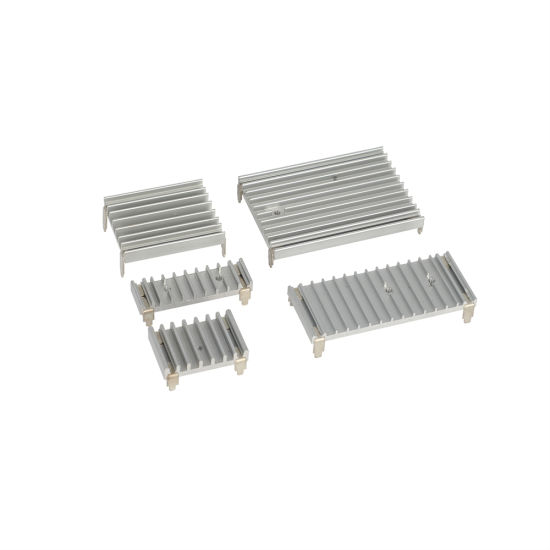 China Manufacturer Aluminum Heat Sink for Industrial Equipment pictures & photos