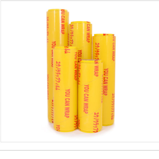 High Quality Plastic Wrap Film PVC Cling Film pictures & photos