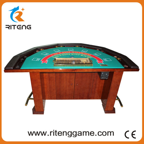 Upgrade Wheel Electronic Gambling Roulette Machine Manufacturer pictures & photos