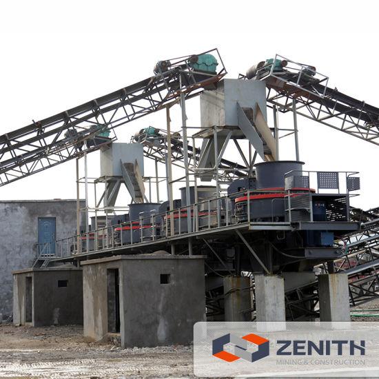 China Wholesale VSI Aggregate Crusher Price - China