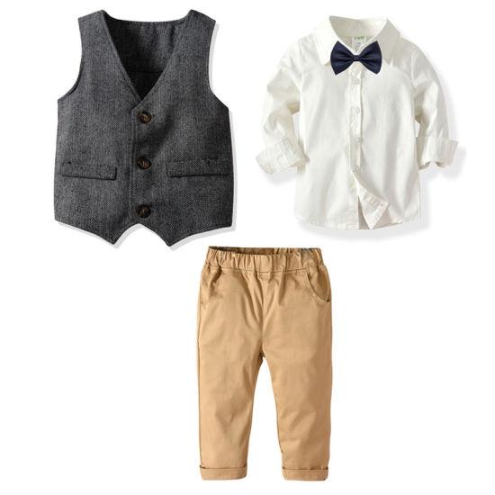 Guangzhoou Supplier Custom Child Primary School Uniform