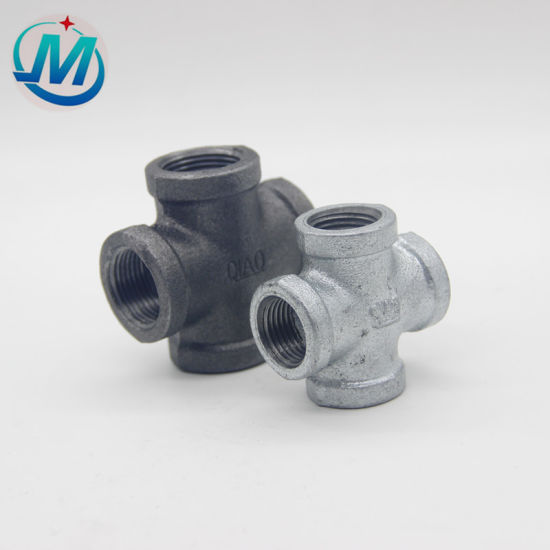 150 Psi Malleable Iron Pipe Fittings Used in Civil Construction