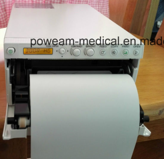 up-X898MD, up-D898MD Ultrasound Scanner Sony Digital Thermal Printer with USB