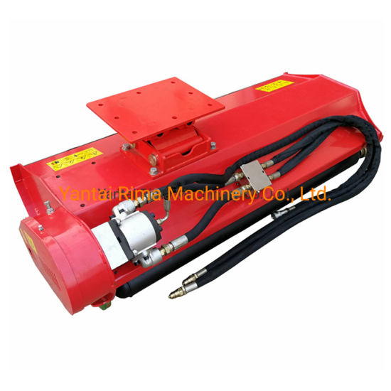 Excavator Flail Mower for Cutting Grass Hydraulic Mower Mounted on Excavator
