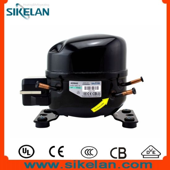 AC Compressor Freezer Compressor Ms-Adw43 R134A 220V Lbp