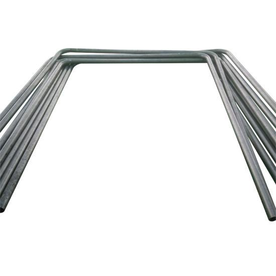 TP304/Tp316/Tp316L Seamless Stainless Steel U Tube