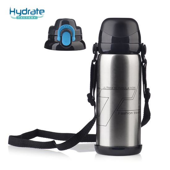 Outdoors Activities 800ml Stainless Steel 18/8 Vacuum Insulated Flask Sports Bottle