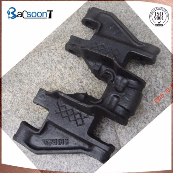 Customized Sand Casting Steel Alloy Track Shoe/Creeper Tread for Pushdozer