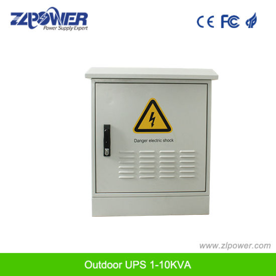 Wholesale Online IP65 High Frequency Outdoor UPS 10kVA pictures & photos