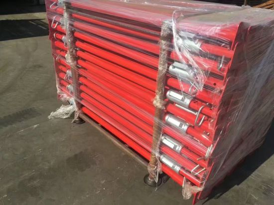 En1065 Steel Galvanized Steel Scaffolding Props for Construction