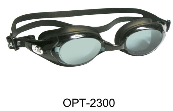 baf55515c60d Silicone Optical Corrective Rx Prescription Adult Swim Goggles From -1.0  Degree to -10.0 (OPT-2300)