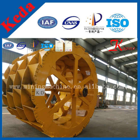 Big Scale Sand Washing Machine pictures & photos