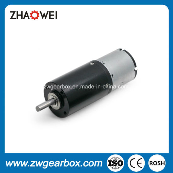 24V DC High Torque Air-Condition Micro Reduction Gearbox pictures & photos