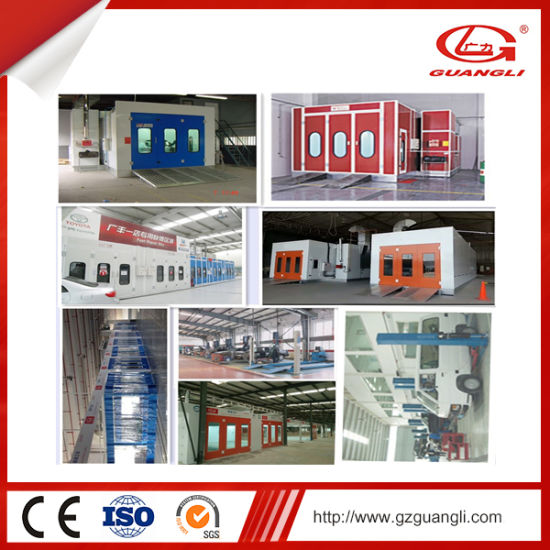 China Factory Supply Garage Equipment 2 Gantry Post Hydraulic Car Lift (GL-4.5-2F1) pictures & photos