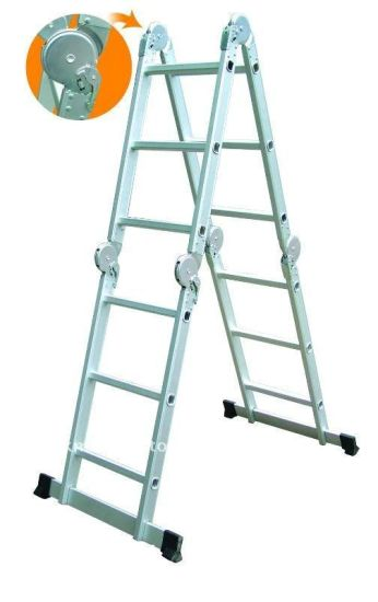 Expert Manufacturer of Multi-Purpose Ladder with En131 Certificate pictures & photos