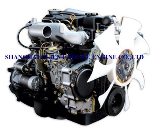 Brand New Nissan Qd32ti Engine for Vehicle